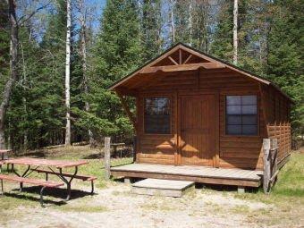 Cabin Rentals - Alcona Park